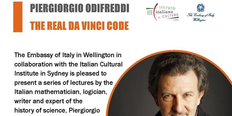 Piergiorgio Odiffredi – The Real Da Vinci Code