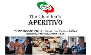 The Chamber's Apperitivo @ Farina: Truffles and Neapolitan food!