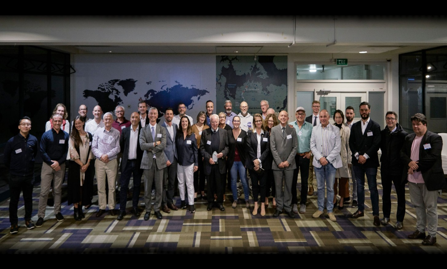 AGA 2021 at Ghella: ICCNZ on the right path!