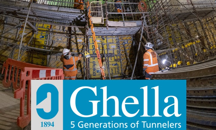 Ghella, five generations of explorers and dreamers by Sandro Aduso, Business Development Manager at Ghella